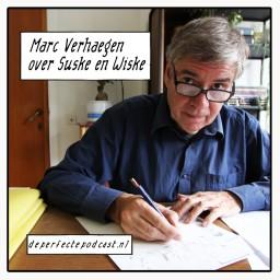 Afleveringplaatje van De Perfecte Podcast #13: Marc Verhaegen deel 1