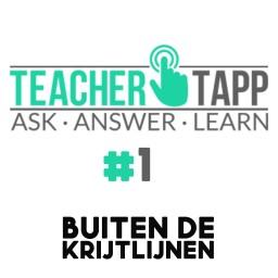 Afleveringplaatje van #64 | Teacher Tapp #1 - Leerlingenparticipatie