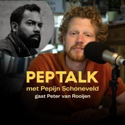 Afleveringplaatje van #02 | Peter van Rooijen - Wie ben je op het toneel en in het echte leven?