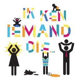 Afleveringplaatje van Tussendoor stiekem wat reclame voor de sinterklaasvoorstelling van Hanneke... 👀