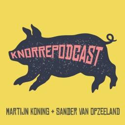 Afleveringplaatje van #18 | Goede voornemens, molens als onderwerp en Koning Willem Alexander | De Knorrepodcast