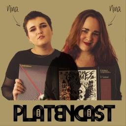 Logo van De Platencast