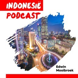 Logo van Indonesië Podcast