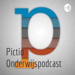 Logo van Pictio Onderwijspodcast