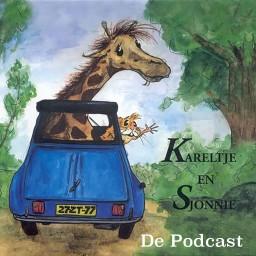 Logo van Kareltje en Sjonnie De Podcast