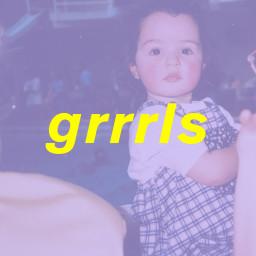 Logo van GRRRLS