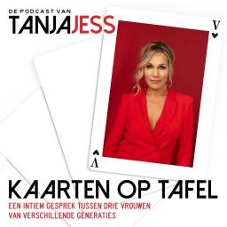 Logo van Kaarten op Tafel - De Podcast van Tanja Jess
