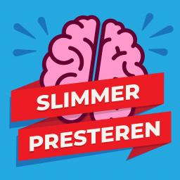Logo van Slimmer Presteren Podcast