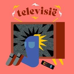 Logo van Televisië