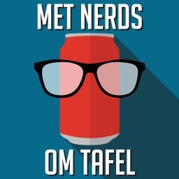 Logo van Met Nerds om Tafel