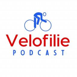Logo van Velofilie Podcast