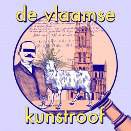 Logo van De Vlaamse Kunstroof