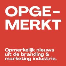 Logo van Opgemerkt
