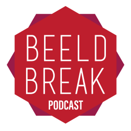 Logo van BeeldBreak Podcast