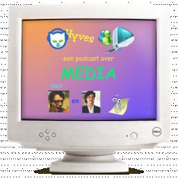 Logo van Een Podcast over Media