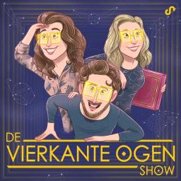 Logo van De Vierkante Ogen Show