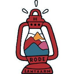Logo van De Rode Lantaarn